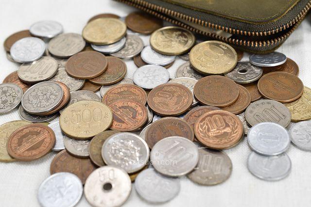 全部で約80枚程度のコイン